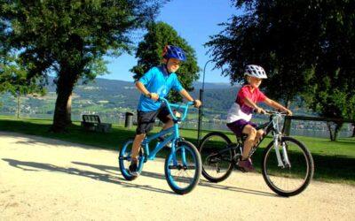 Educando con el ciclismo