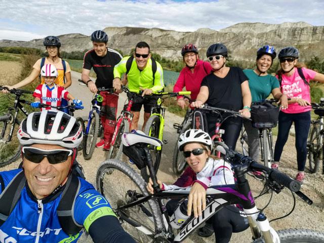 ¿Simplemente un día en bicicleta?